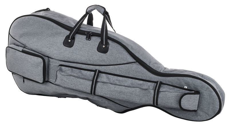 Roth & Junius GreyLine Cello Bag 4/4