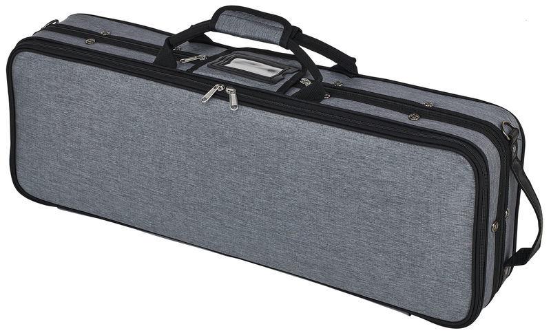 Roth & Junius GreyLine Violin Case 1/2 - 1/4
