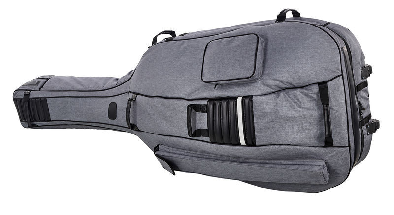 Roth & Junius GreyLine Bass Bag Wheels 1/2