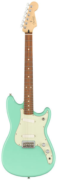 Fender Duo-Sonic Seafoam Green