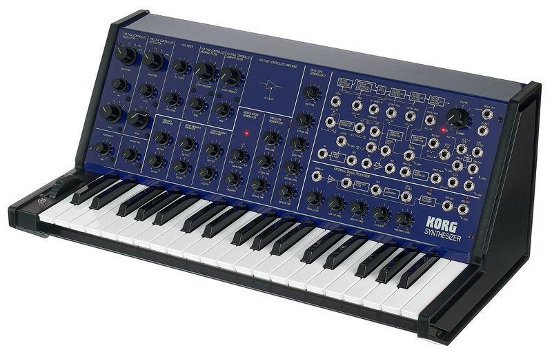 Korg MS-20 FS BL