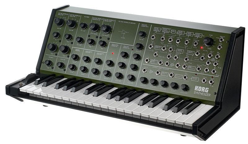 Korg MS-20 FS GN