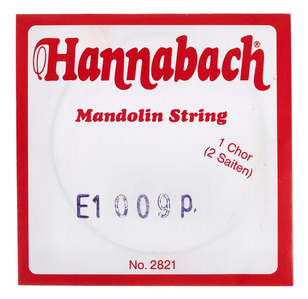 Hannabach Mandolin String E 009 (2pcs)