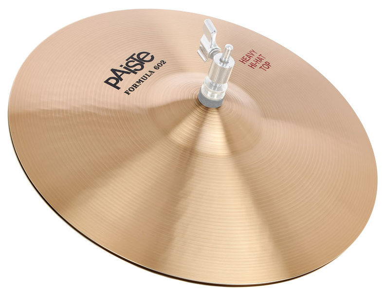 "Paiste 14"" 602 Heavy Hi Hat"