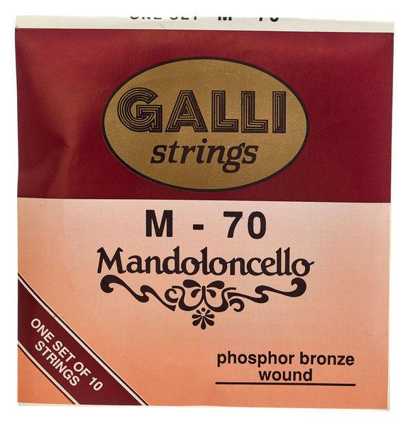 Galli Strings M70 Mandoloncello Strings