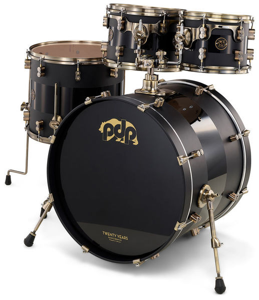 DW PDP 20th Anniversary Drum Set