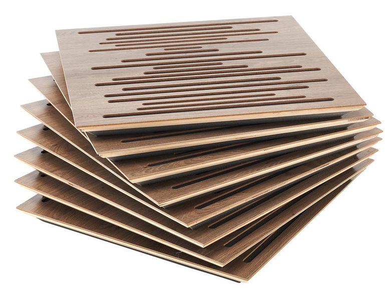 Vicoustic Wavewood Ultra Lite Brown Oak