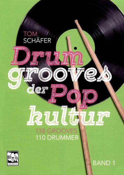 Leu Verlag Drumgrooves der Popkultur
