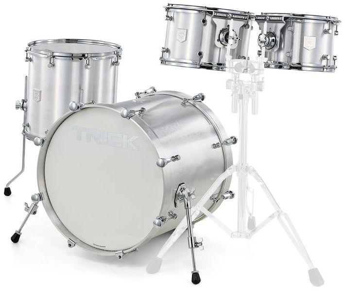 Trick Drums Custom AL13 4 Piece Studio Set