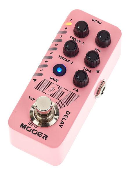 Mooer D7 Delay / Looper