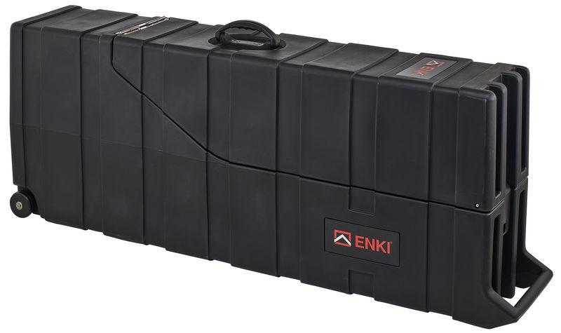Enki AMG-2 EXV Double Guitar Case
