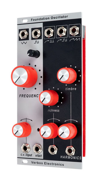 Verbos Electronics Foundation Oscillator