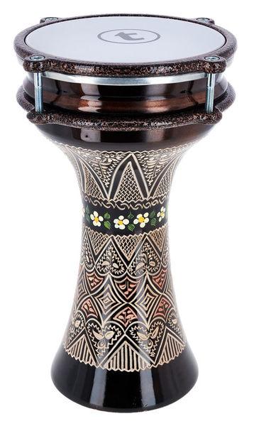 "Thomann 6"" Engraved Copper Darabuka"