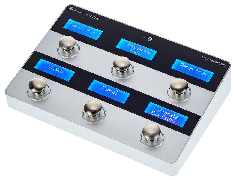 Singular Sound Midi Maestro Controller
