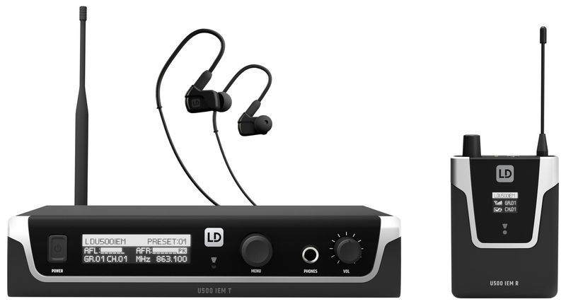 U508 IEM HP LD Systems