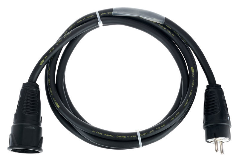 Stairville Power Cable 3m 2,5mm²
