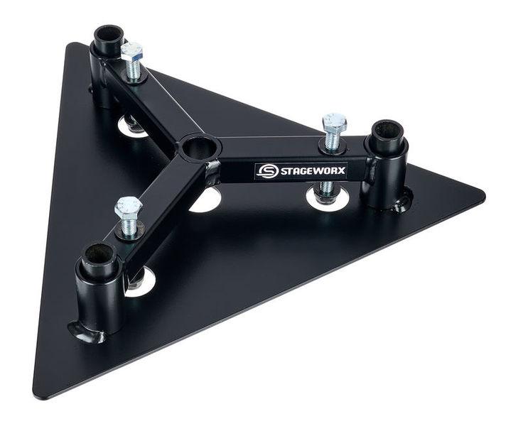 Stageworx Deco Truss Base Plate