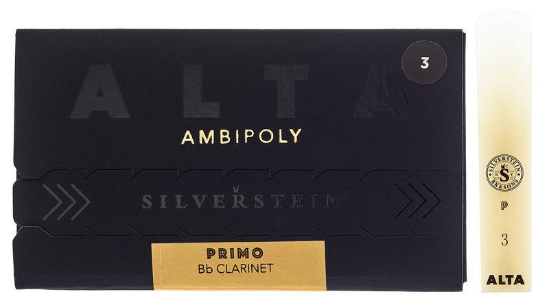 Silverstein PRIMO Bb-Clarinet 3.0