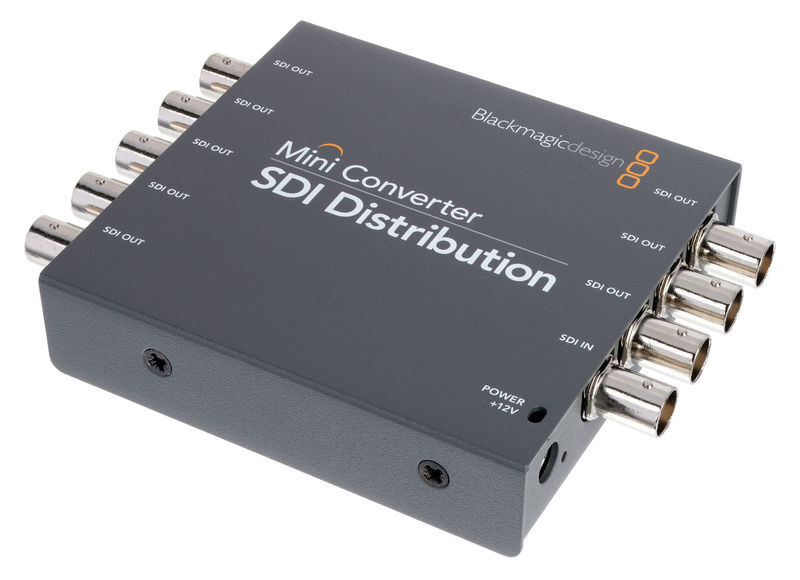 Blackmagic Design Mini Converter SDI Distr.