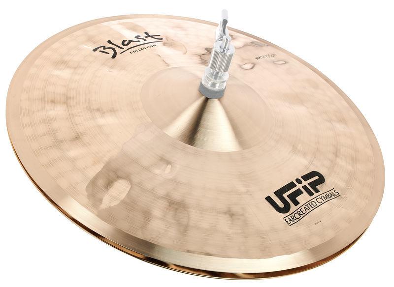 "Ufip 14"" Blast Series Hi-Hat"