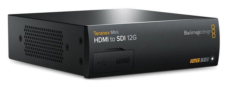 Blackmagic Design Teranex Mini HDMI - SDI 12G