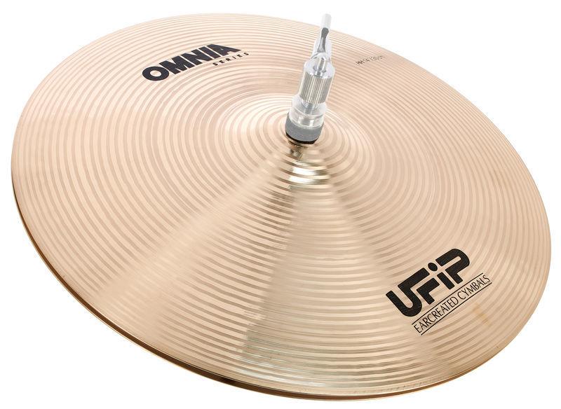 "Ufip 14"" Omnia Series Hi-Hat"
