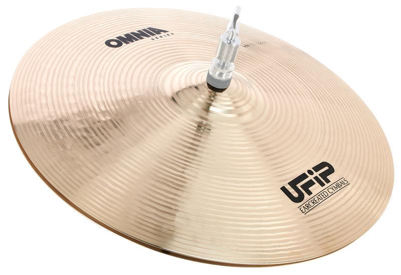 "Ufip 15"" Omnia Series Hi-Hat"
