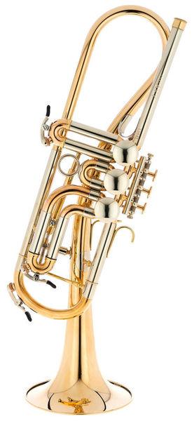 Schagerl Ganschhorn heavy Bb-Trumpet UL