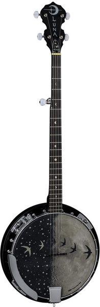 Luna Guitars Moonbird 5-Str. Banjo A/E