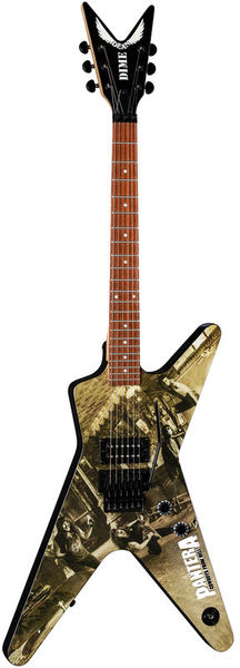 Dean Guitars Dimebag Pantera Cowboys ML