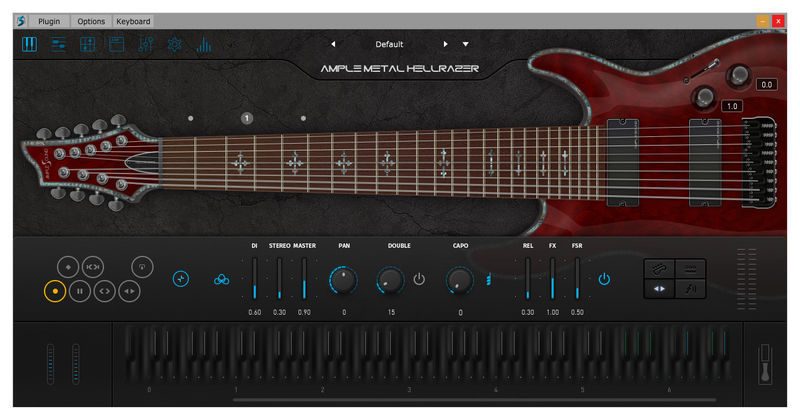 Ample Sound Ample Metal Hellrazer