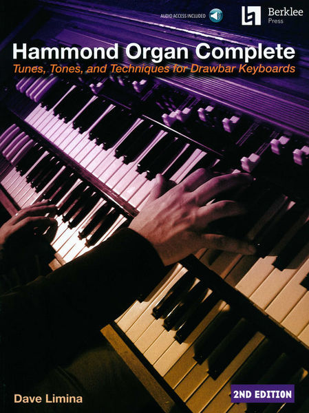 Berklee Press Hammond Organ Complete