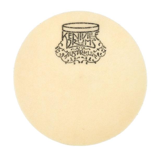 Kentville Drums Kangaroo BDrum Head Protection