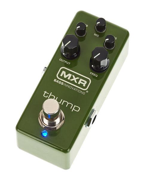 MXR Bass Preamp / EQ