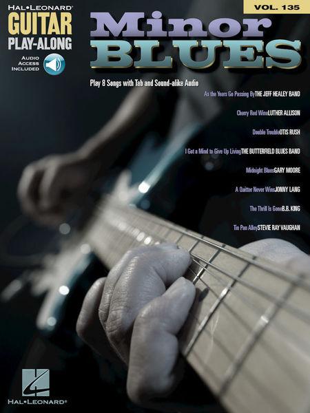 Hal Leonard Guitar Play-Along Minor Blues