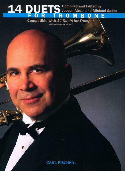 Carl Fischer 14 Duets For Trombone