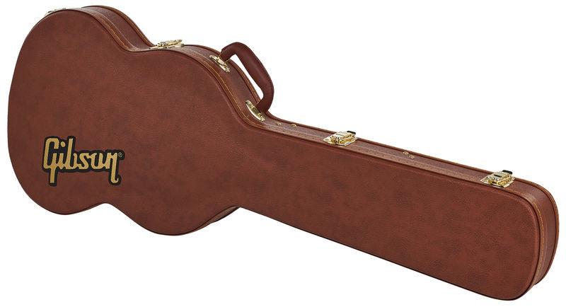 Gibson SG Case Brown