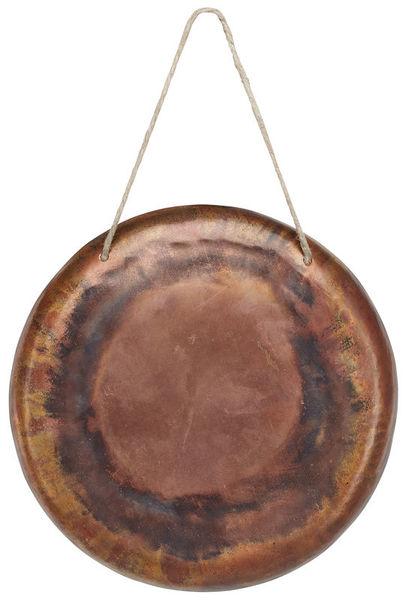 Eichenwurzel Bronze Gong Solfeggio 528Hz