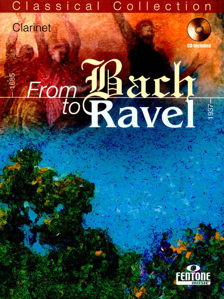 Fentone Music From Bach To Ravel Clarinet