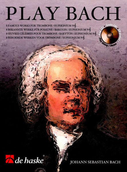 De Haske Play Bach Trombone/Euphonium