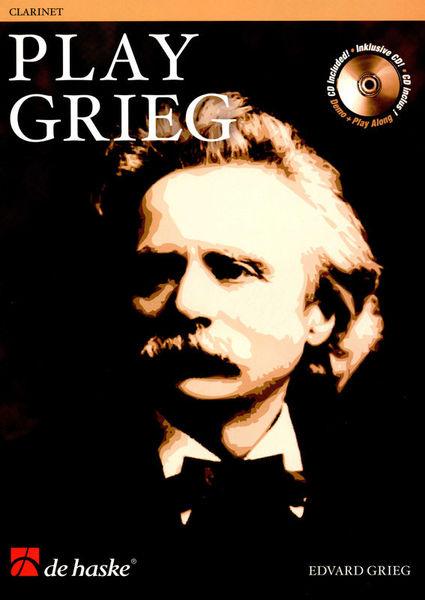 De Haske Play Grieg Clarinet