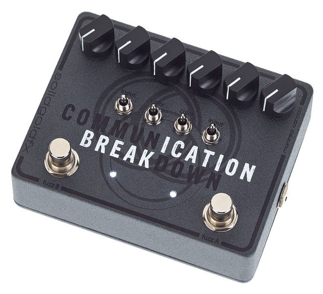 Solid Gold FX Communication Breakdown Fuzz