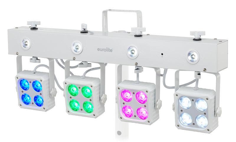 Eurolite LED KLS-180 Comp. Light Set WH
