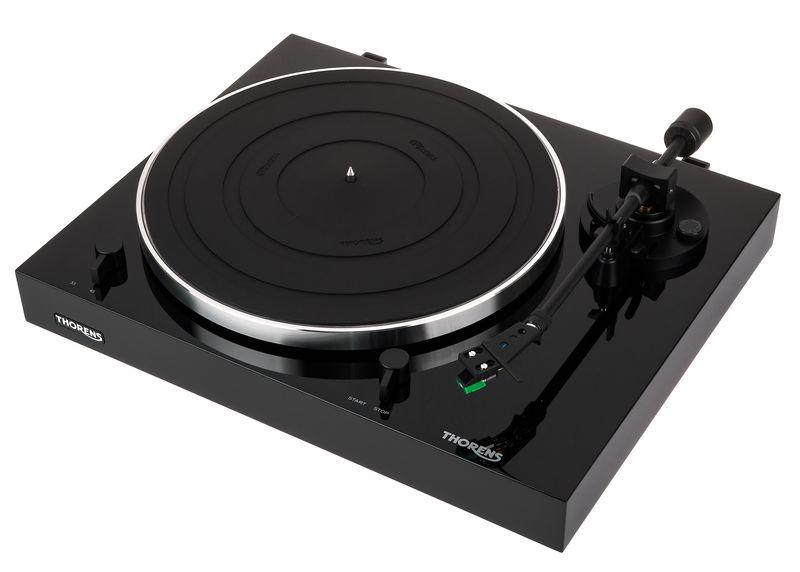 Thorens TD 202 black