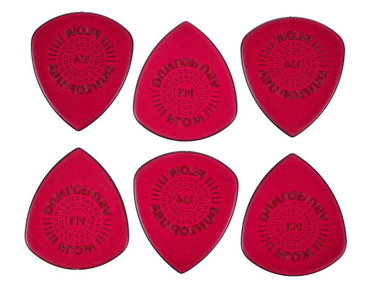 Dunlop Flow Standard Pick Set 1.14 mm