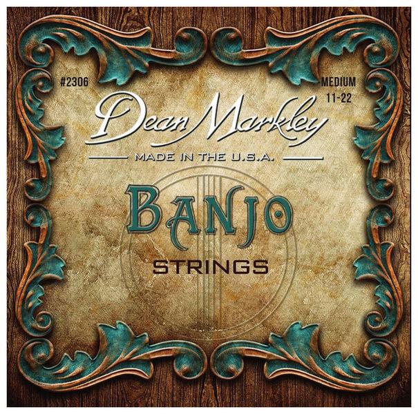 Dean Markley DM2306 Banjo Strings Medium