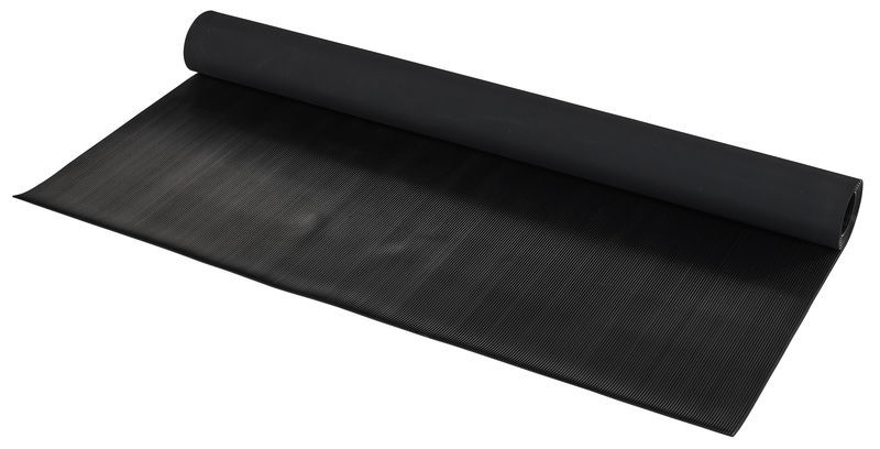 Stairville Rubber Stage Mat 1m x 2m