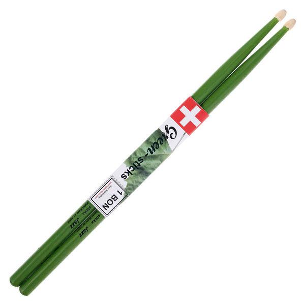 Agner Jazz Green Sticks