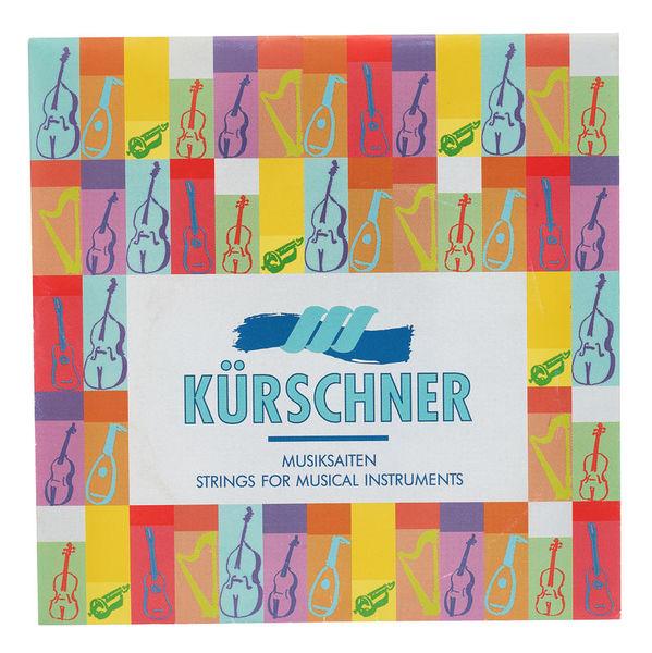 Kürschner Large Theorbo Single String b