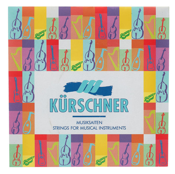 Kürschner Theorbo Single String F
